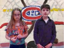 Morning Announcements for Monday, April 18, 2016