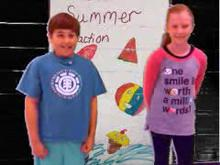 Morning Announcements for Wednesday, June 22,2016