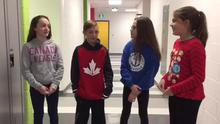 Morning Announcements for November 29th 2016