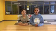 Morning announcements for February 15th 2017