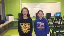 Morning announcements for February 20th 2017