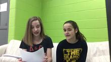 Morning announcements for April 3