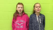 Morning Announcements for Thursday, October 12, 2017