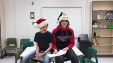 Morning Announcements for December 18