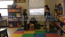 Healthy Kids Project 5