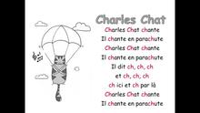 Chanson charles chat