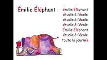 emilie élephant