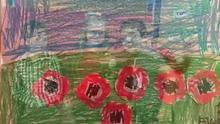 Little Poppy Poem by Grade One