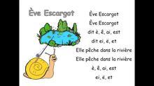 Eve escargot