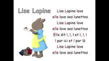 Lise lapine
