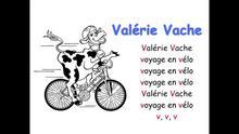 Valérie vache