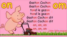 Gaston cochon