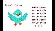 Benoit oiseau