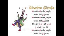 Ginette Girafe